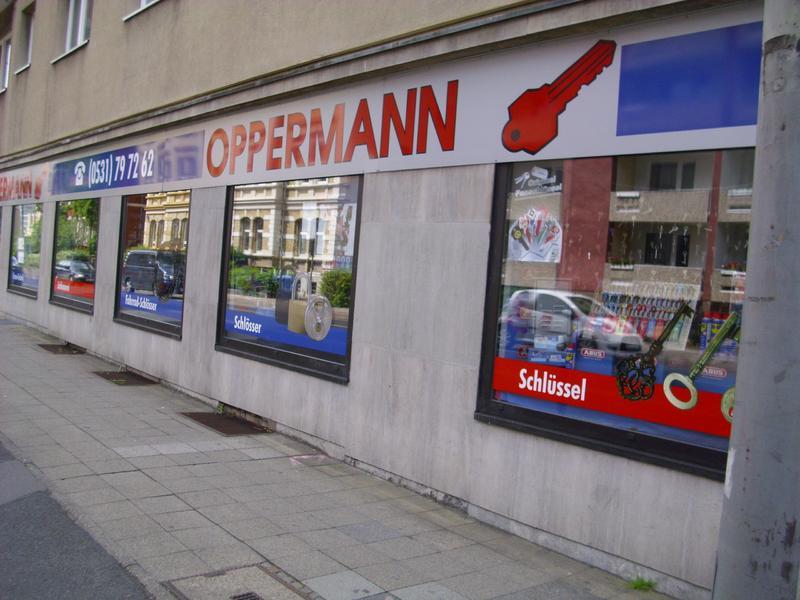 Oppermann Braunschweig sicherheitsfachgeschäft oppermann in braunschweig schlüsseldienst